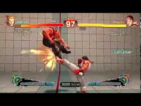 FirmamentoRD (Guile)  VS elbagalino (Ryu)