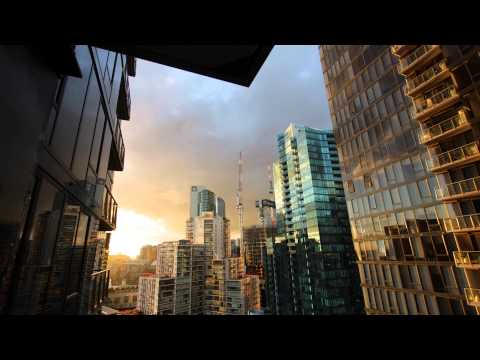 Time Lapse - Southbank Skyline, Melbourne VIC, Australia