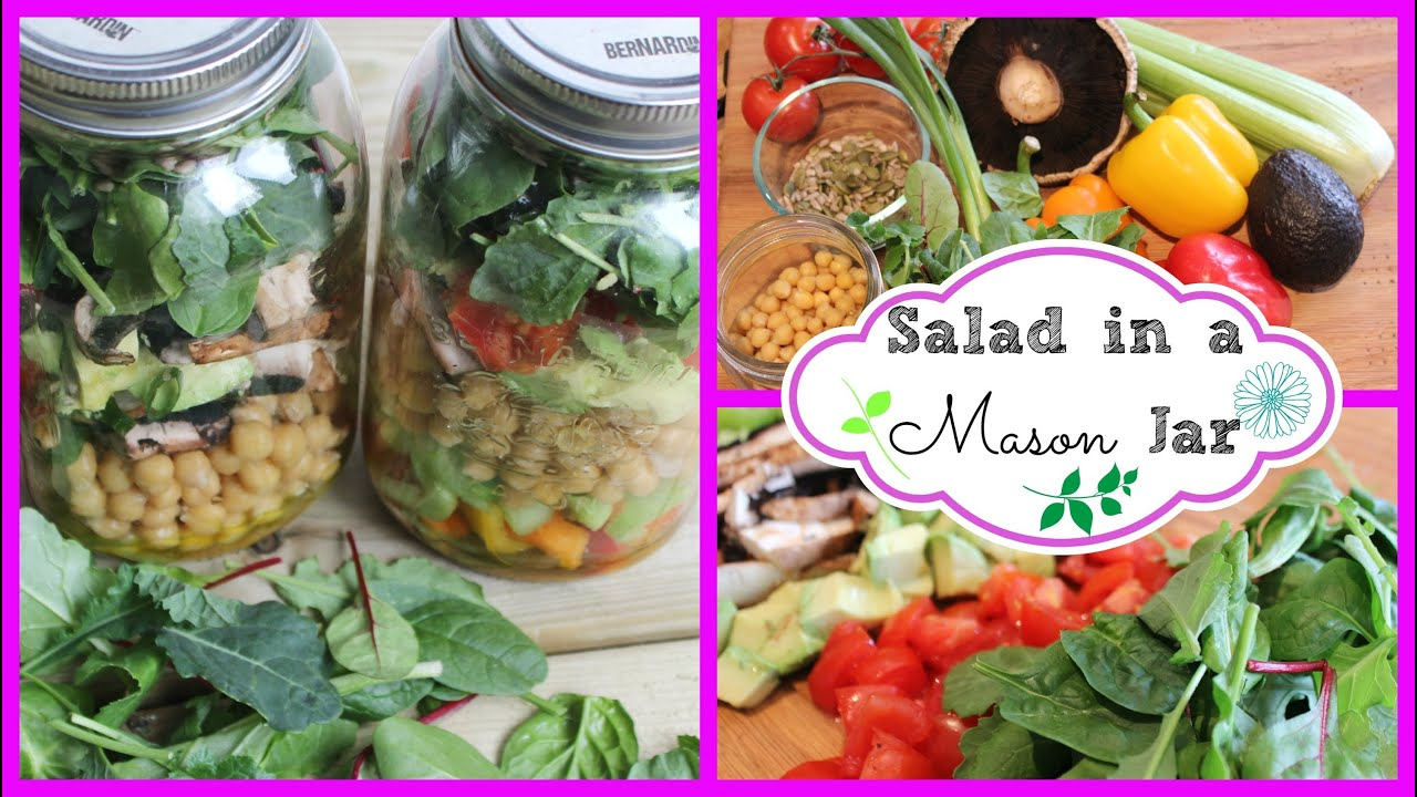 How To Healthy Salad Recipe For Weight Loss Salad In A