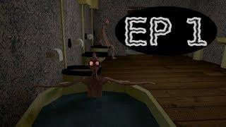 Cement Mixer Simulator 2003 EP 1 Wrong Bathroom!!!