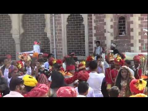 Disco Noor Band Hadoti Utsav Kaliyo Kud Padiyo Mela Me 2013