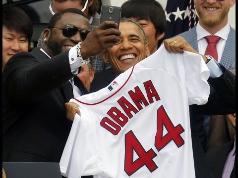 Ortiz-Obama selfie may be 'end of all selfies' at White House, senior adviser says