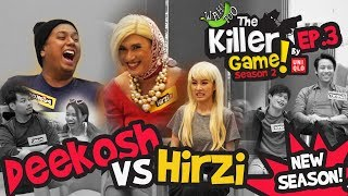 The Killer Game by Uniqlo S2E3 - DEEKOSH VS HIRZI