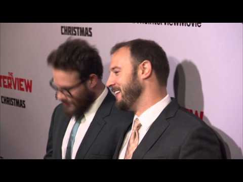 The Interview: Red Carpet Movie Arrivals and Fashion