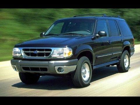 1998 Ford Explorer 4.0 L V6 Review