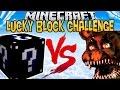 BLACK LUCKY BLOCK VS FREDDY ! | LUCKY BLOCK CHALLENGE |[FR]