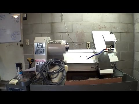 Knifemaking Tuesdays Week 96 - Tormach Lathe delivery and installation