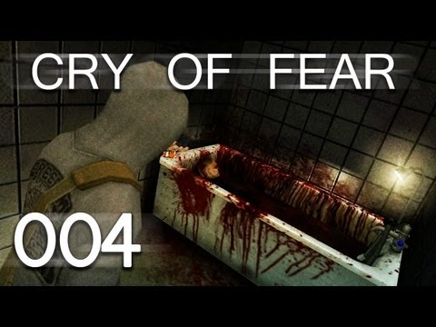Let's Play Cry of Fear #004 [Deutsch] [HD+] - Der fearte Stock