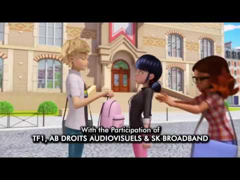 Miraculous:las Aventuras de Lady Bug temporada 1 episodio 7 Lady Wifi español latino (parte 1)