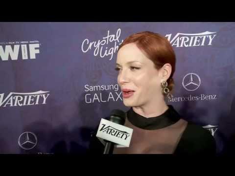 Christina Hendricks on the Final Season of 'Mad Men': 'It's a Beautiful Ending'
