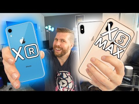 iPhone Xr vs iPhone Xs vs iPhone Xs Max - Which Should You Buy?