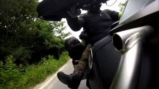 bmw motorrad camping tour 2014 snap movie