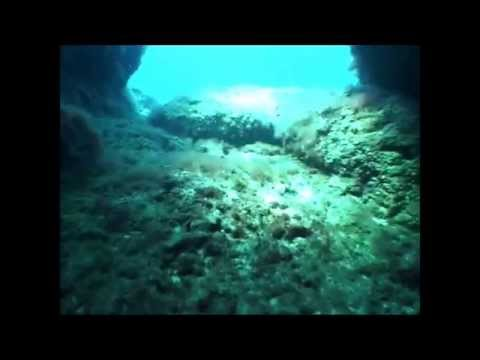 Cyprus, scuba diving with Viking Divers Club to underwater Caves