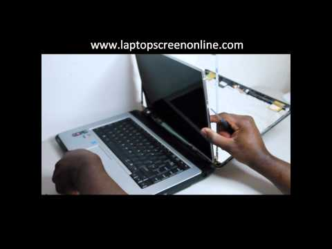 Laptop Screen Replacement (Repair) How to Replace Laptop LCD Screens