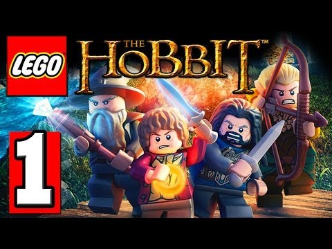 LEGO The HOBBIT Gameplay Walkthrough Part 1 Lets Playthrough XBOX 360 PS3 PC [HD]