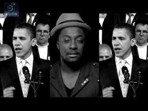 Yes We Can - Barack Obama Music Video Video