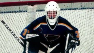 The early years of Lightning goalie Ben Bishop