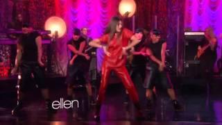 Zendaya Video - Zendaya - Performing Replay Live on Ellen Degeneres