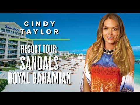 Cindy Taylor - Sandals Royal Bahamian
