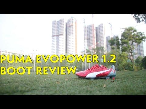 Puma Evopower 1.2 Cesc Fabregas' boot review