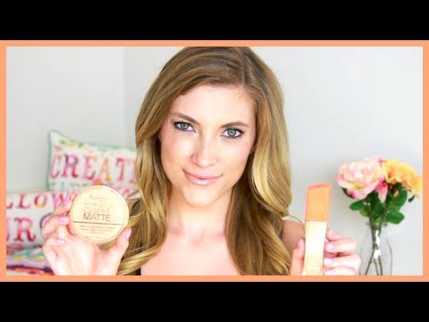 Double First Impressions! Rimmel Wake Me Up Foundation and Stay Matte Powder ♥ MakeupMAYhem Day 10 ♥