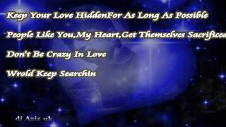 Amrinder Gill - Dildarian - With Lyrics & English Translation