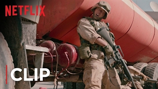 Sand Castle | Clip: Coming From Everywhere | Netflix
