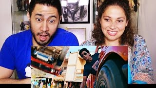 CHENNAI EXPRESS trailer reaction review by Jaby & Katie Ann!