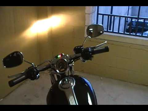 2010 Harley Davidson Sportster 1200c