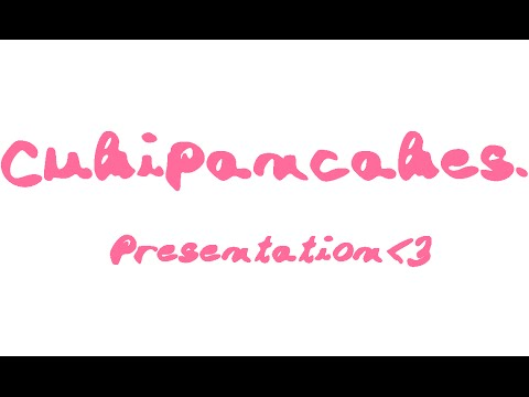 Hey, we are CukiPancakes ! Thanks for watching our presentation of ourselves. ~