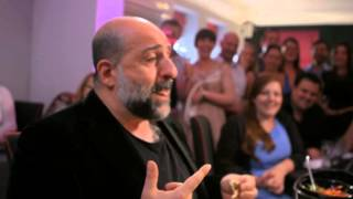 Hot & Dangerous with Omid Djalili on Quest, Friday 9pm