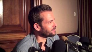 Gabriel Macht Discusses The Success of 'Suits'