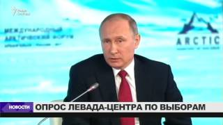 Путин не смог бы выиграть выборы в первом туре