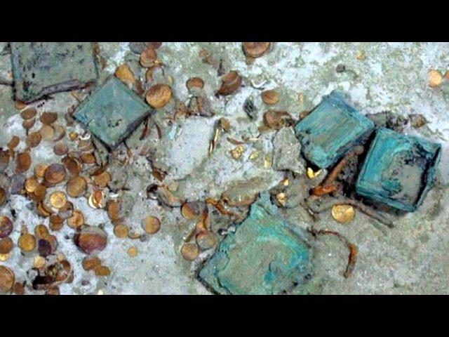 Fugitive treasure hunter wanted for fraud arrested