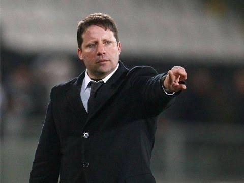 Apresentação Oficial do novo treinador da Académica Paulo Sérgio