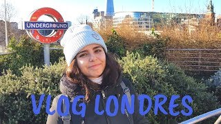 Vlog Londres (pt 1): Tower Hill, Tower Bridge y Oxford Street