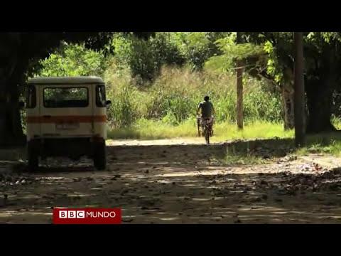 El último prisionero vivo en la Isla Grande de Brasil - BBC Mundo