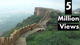 तारा गढ़ ,अजमेर का हिल स्टेशन, Taragarh Fort, AJMER SHARIF , Rajasthan Tourism- India