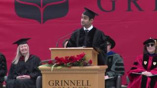 Grinnell College Commencement 2017 - Full Ceremony