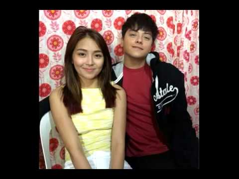 Kathniel - Baby Blue Eyes ( Newest To Oldest ) video