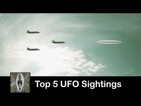 Top 5 UFO Sightings November 13th 2018