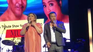 "Bastusan na!  ""Yakap sa Dilim"" Eric Nicolas and Marissa Sanchez"