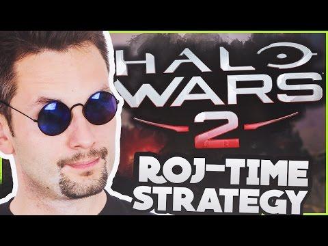 MASTER CHIEF ZATRZYMUJE FARTUCH   Halo Wars 2 PC GAMEPLAY