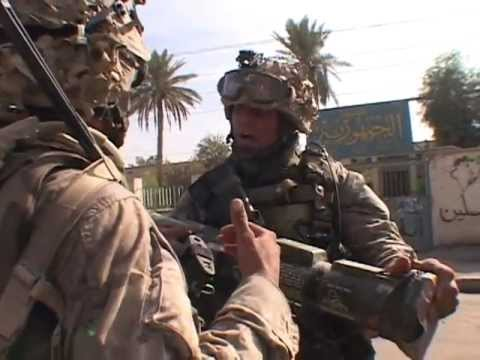 TT: Elizabeth Street (Operation Phantom Fury, Fallujah, Iraq (Nov.2004)