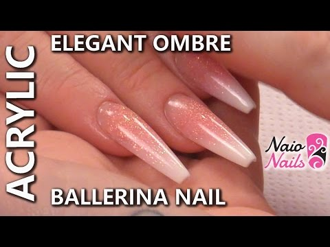 How to Create an Elegant Ballerina Ombre