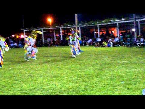 Teen Boys Grass Special - Rocky Boy Pow Wow 2011. Song 1 video