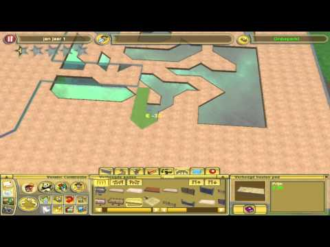 zoo tycoon 2 - how to make a water tunnel