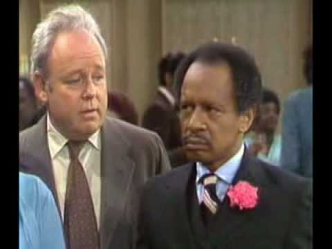"ALL IN THE FAMILY - CLIP FROM ""LIONEL'S ENGAGEMENT"" (1974)"