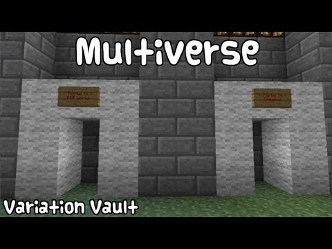 Minecraft Bukkit Plugin - Multi Verse - Multiple worlds