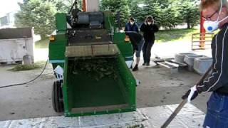 Zuern 150 ST - stationary combine